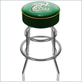 Trademark Retro University of North Carolina Charlotte Padded Bar Stool