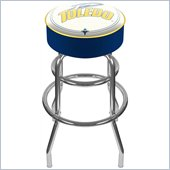 Trademark Retro University of Toledo Padded Bar Stool
