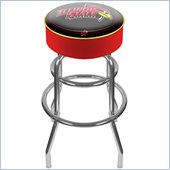 Trademark Retro Illinois State University Padded Bar Stool