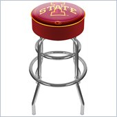 Trademark Retro Iowa State University Padded Bar Stool