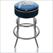 Trademark Retro United States Naval Academy Padded Bar Stool