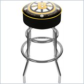 Trademark NHL Vintage Boston Bruins Padded Bar Stool