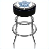 Trademark NHL Vintage Toronto Maple Leafs Padded Bar Stool