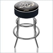 Trademark Retro Army Padded Bar Stool