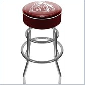 Trademark Retro Mississippi State University Padded Bar Stool