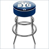 Trademark Retro BYU Padded Bar Stool