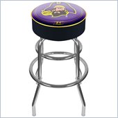 TrademarkRetro East Carolina University Padded Bar Stool