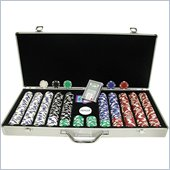 Trademark 650 pc Royal Suited 11.5 Gram Chips w/ Aluminum Case