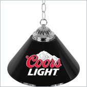 Trademark Coors Light 14 Inch Single Shade Bar Lamp