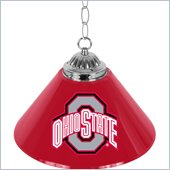 Trademark Ohio State University 14 Inch Single Shade Bar Lamp