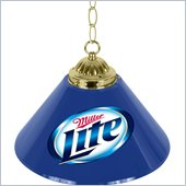Trademark Miller Lite 14 Inch Single Shade Bar Lamp