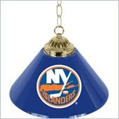 Trademark NHL New York Islanders 14 Inch Single Shade Bar Lamp