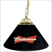 Trademark Budweiser 14 Inch Single Shade Bar Lamp