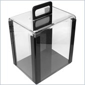 Trademark 1000 Chip Capacity Clear Carrier