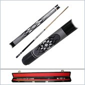 Trademark Ying Yang Designer Pool Stick