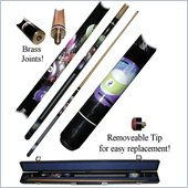 Trademark 9 BALL GALAXY Pool Stick