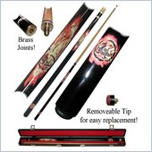Trademark Dragon Inferno Pool Stick