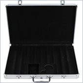 Trademark 650 Capacity Chip Case - Executive Aluminum Hard Side