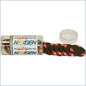 Trademark 25 Black NexGen Lucky Bees Poker Chips in Retail Tube