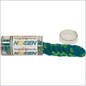 Trademark 25 Blue NexGen Lucky Bees Poker Chips in Retail Tube