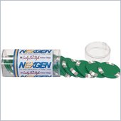 Trademark 25 Green NexGen Lucky Bees Poker Chips in Retail Tube