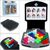 Trademark Global Lonpos Colorful Cabin 066 with Brain Intelligence Game