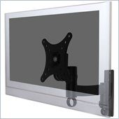 Trademark Global Adjustable LCD Wall Mount for Screens Up to 24 inch