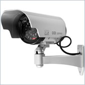 Trademark Global Security Camera Decoy w/ LED & Adjustable Mount