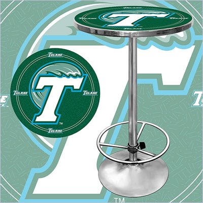 Trademark Tulane University Pub Table