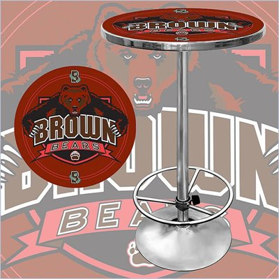 Trademark Brown University Pub Table