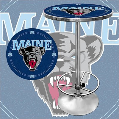 Trademark University of Maine Pub Table