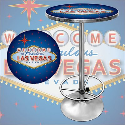 Trademark Las Vegas Pub Table