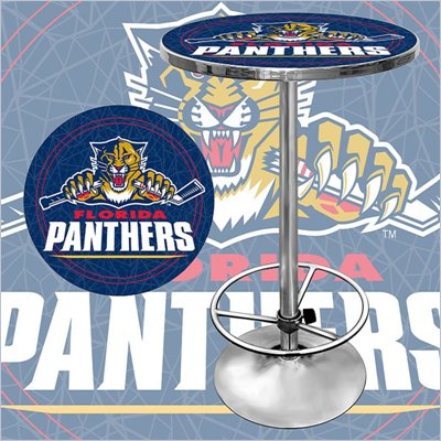 Trademark NHL Florida Panthers Pub Table