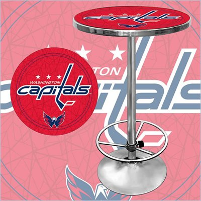 Trademark NHL Washington Capitals Pub Table
