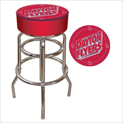 Trademark Retro University of Dayton Padded Bar Stool