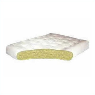Gold Bond Twin 4&quot; All Cotton Daybed Mattress