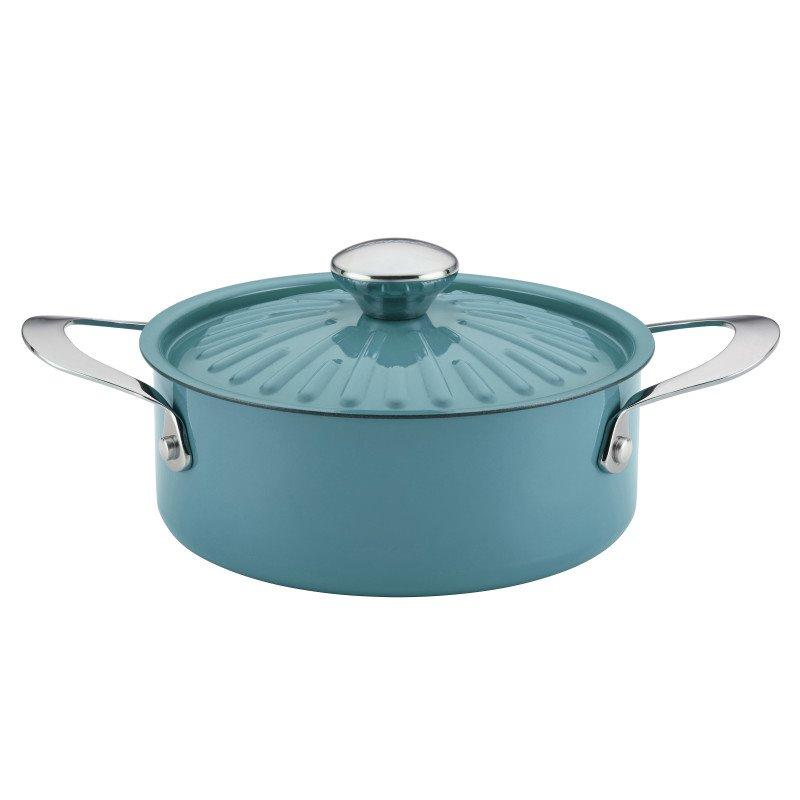 Rachael Ray Cucina 2.5 qt. Casserole in Agave Blue 1426831