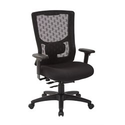 Office Star Pro-Line II Managers Chair in Coal Freeflex