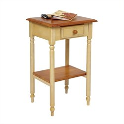 Office Star Country Cottage Telephone Table Best Price