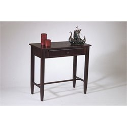 Office Star Espresso Foyer Table Best Price