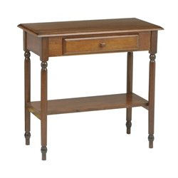 Office Star Knob Hill Foyer Table Best Price