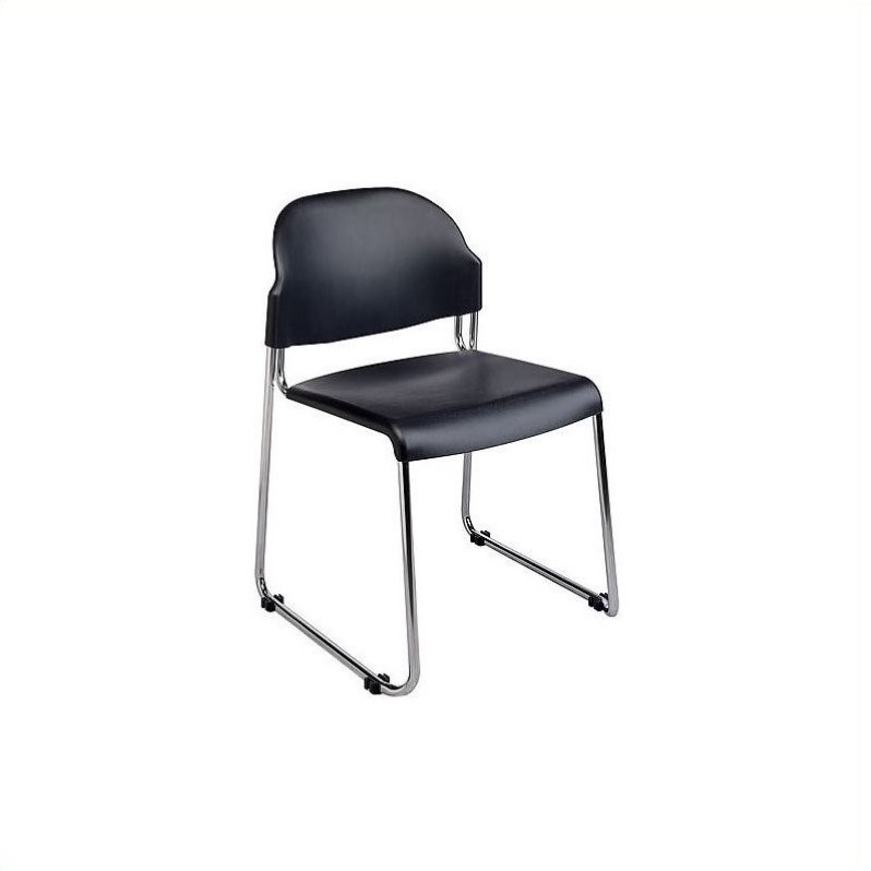 plastic stack chair with chrome frame 2 pack stc3230