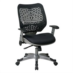 Office Star SPACE Raven Managers Office Chair