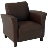 Office Star Furniture Breeze Eco Leather Club Chair