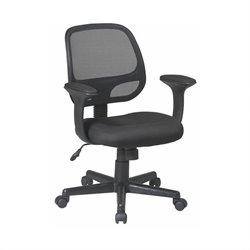 Office Star Screen Back Task Office Chair with