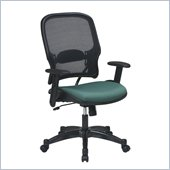 Office Star 15 Air Grid Back Fabric Seat Manager's Chair in Amazon