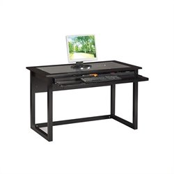 Office Star Meridian Computer Desk in Black