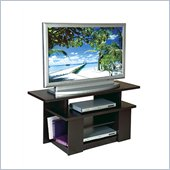 Office Star HEC 48 Matrix TV Stand in Espresso