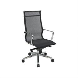 Office Star Deluxe Mesh High Back Managers Office Chair