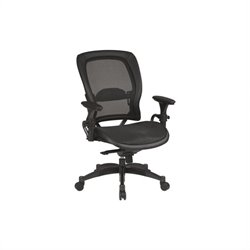 Office Star SPACE Collection: Matrex Back and Seat Ergonomic Office Chair